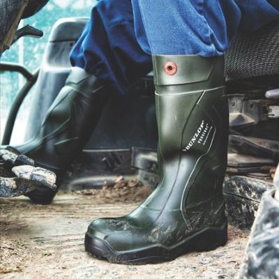 Dunlop vernestøvler