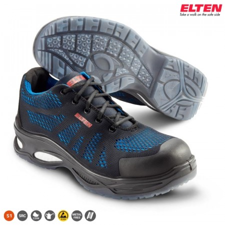 Elten Logan Blue Low (729425)